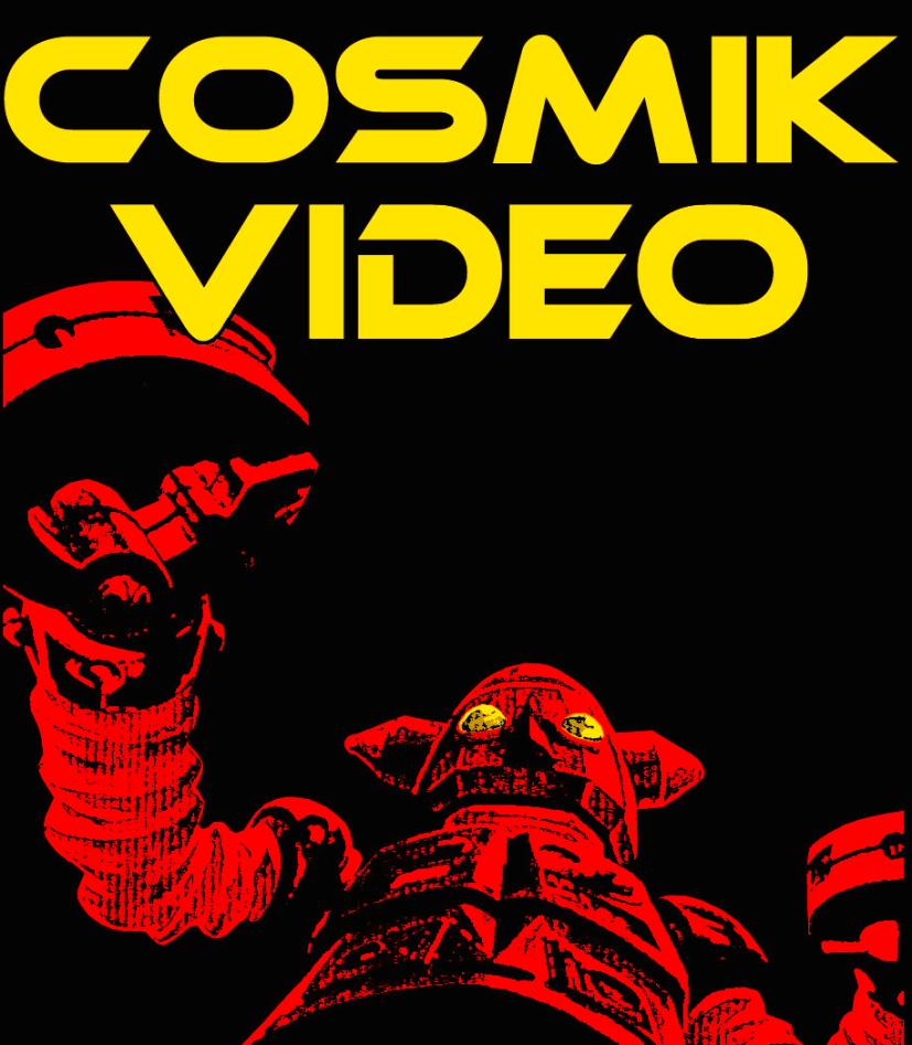 Logo Cosmik Vid+®o 1
