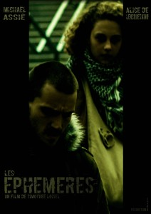 Affiche EPHEMERES (2)