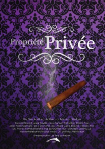 affichette propriete privee