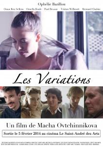 AFFICHE LES VARIATIONS