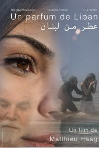 Affiche Un parfum de Liban
