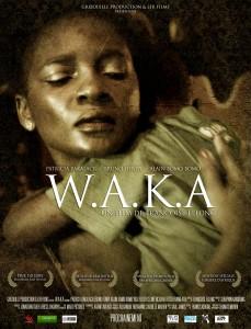 W.A.K.A poster